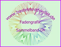 Fadengrafik Und Basteln Mit Friedel